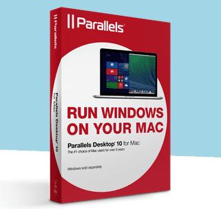 Parallels Desktop Box